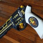 #054「Harley Quinn Handgun」