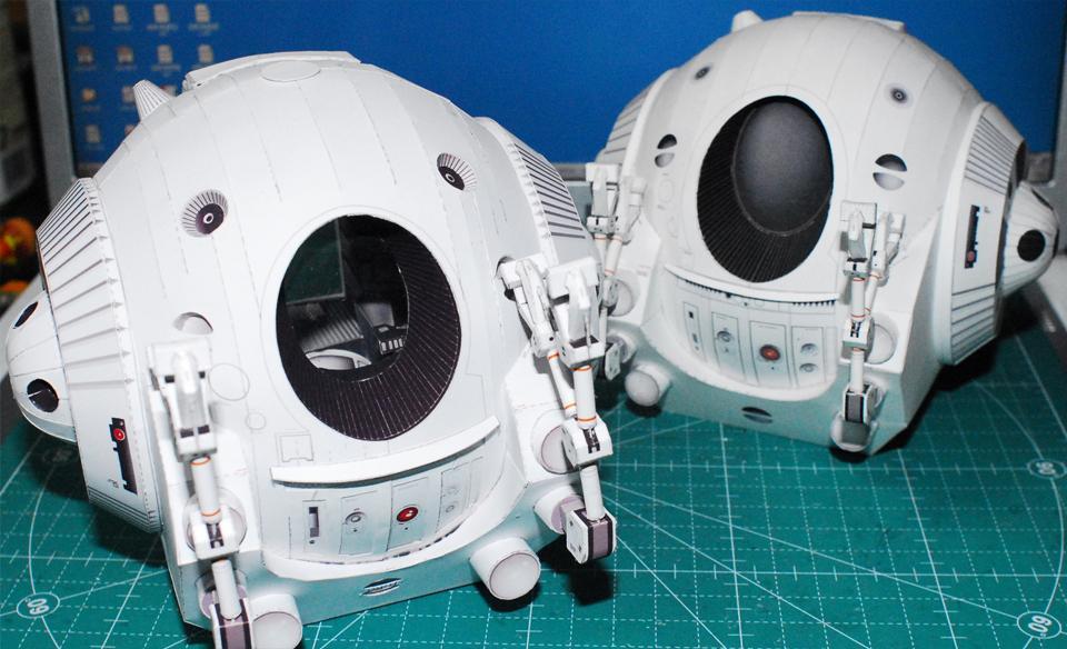 spacecraft pod - photo #1